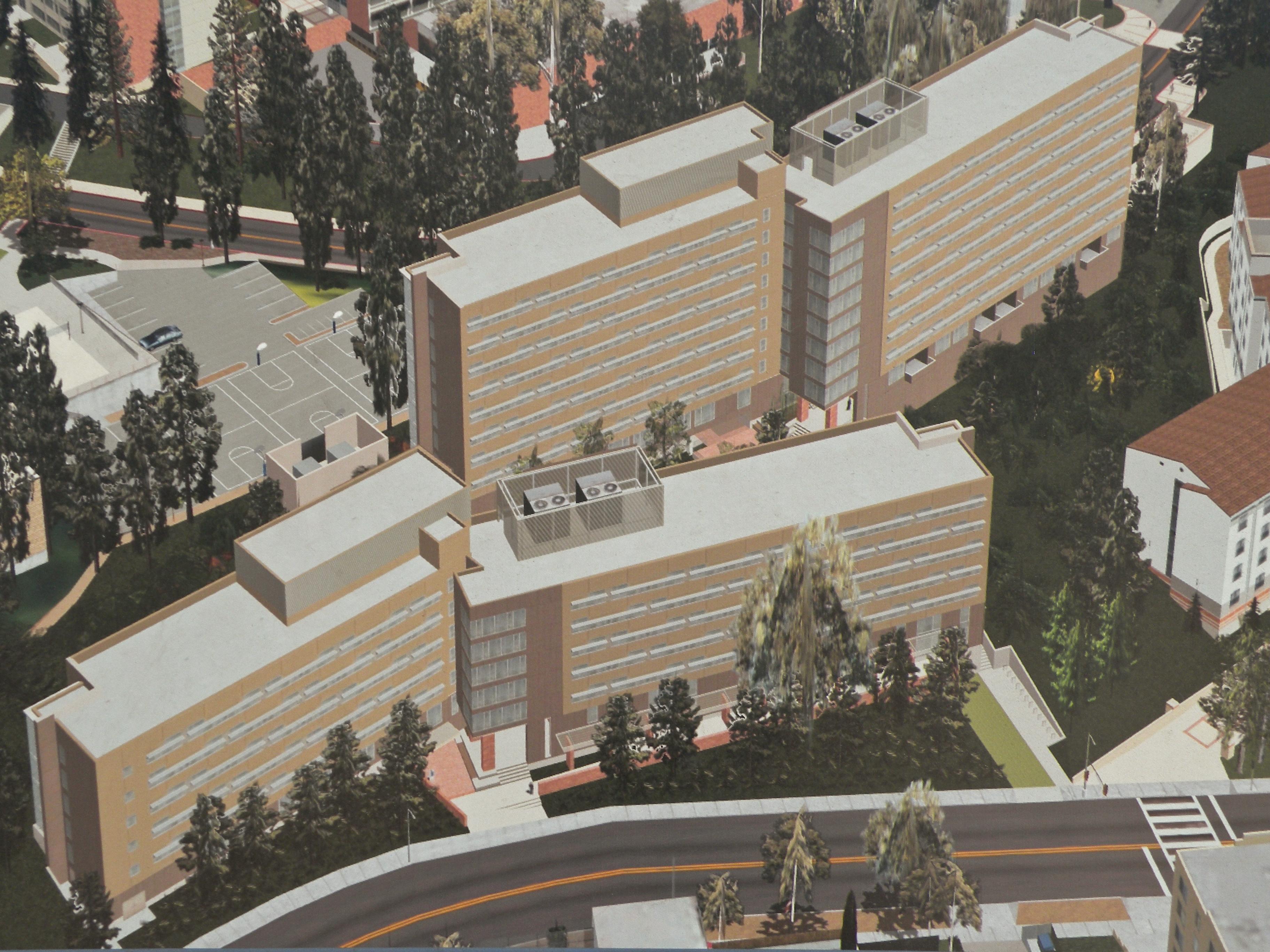 ... Holly Bldg  Deneve Housing Complex; De Neve H Part 87